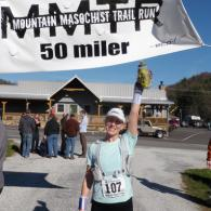 Ultra running champion and Virginia 50 miler record holder