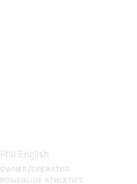 Each one of us possesses a unique power within our mind and our body: the power to work hard, be stronger, faster and better than we ever thought possible; the power to overcome adversity and make positive changes in our lives.